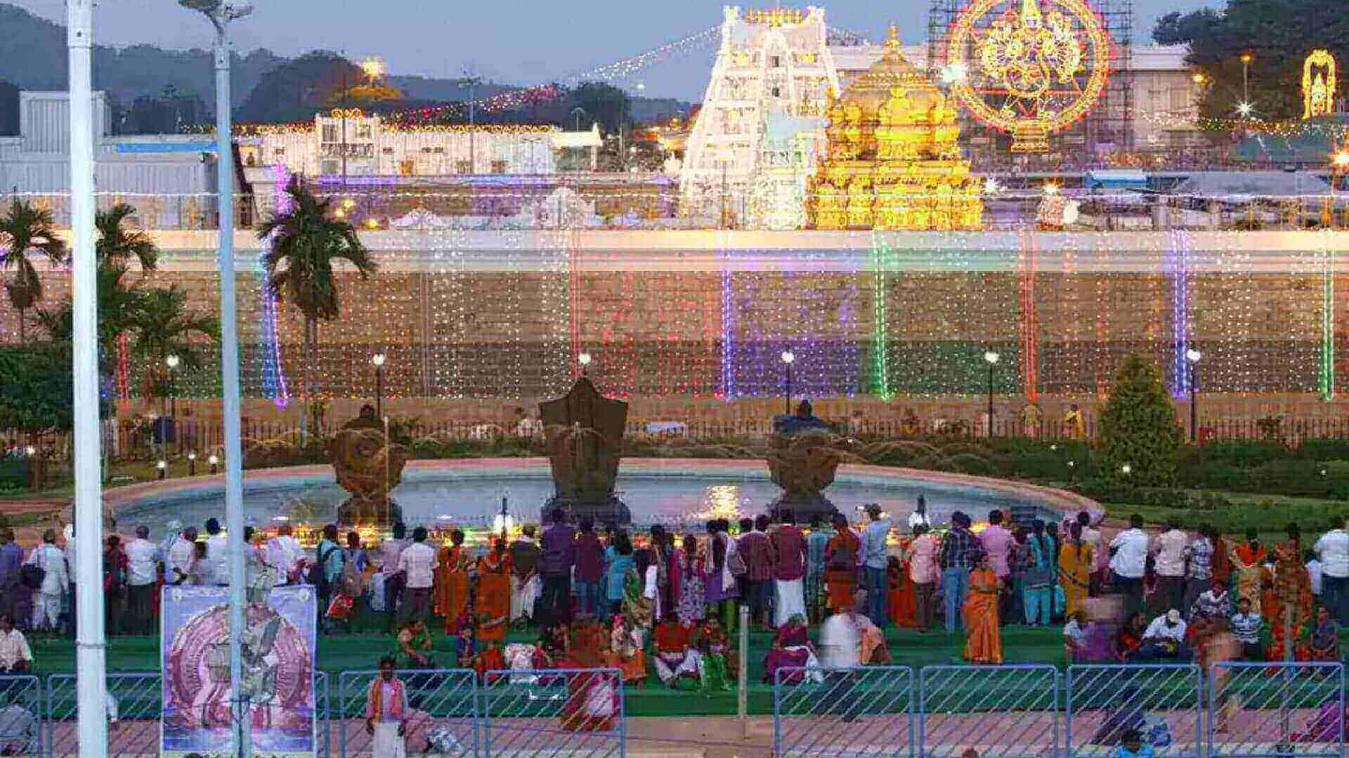 वाराणसी में भी बनेगा भगवान वेंकटेश्वर का भव्य मंदिर