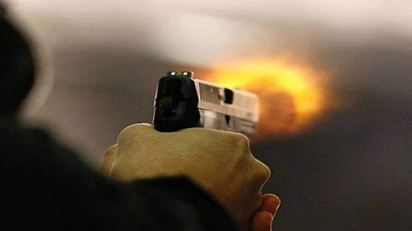 ब्लॉक प्रमुख के नामांकन के दौरान चली गोलियां, इलाके में मचा हड़कंप