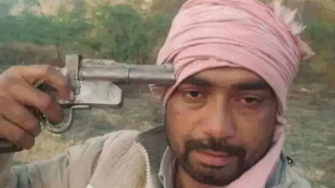 1 लाख का इनामी बदमाश बदन सिंह पुलिस एनकाउंटर में ढ़ेर
