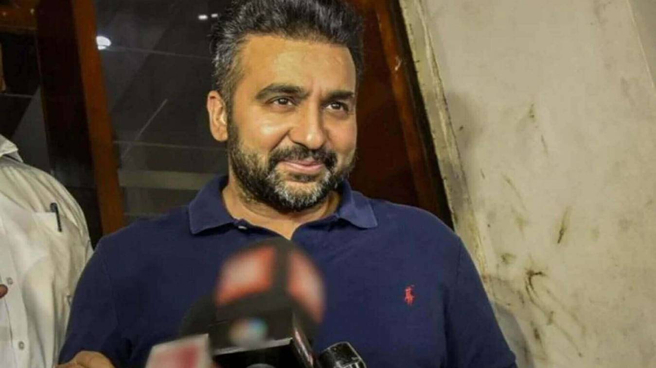 अश्लील मूवी रैकेट मामले में राज कुंद्रा को भेजा गया जेल