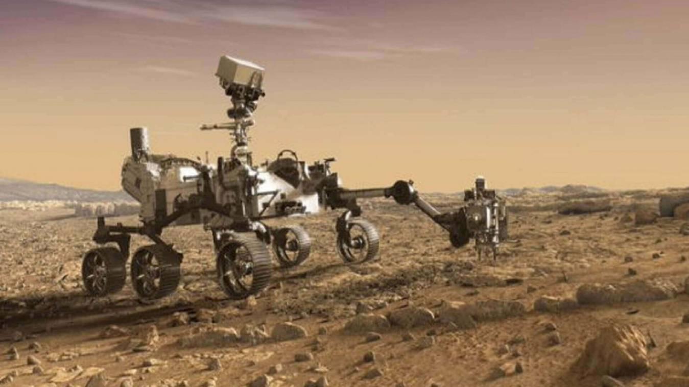मंगल पर एलियन जीवन की खोजने में जुटा नासा