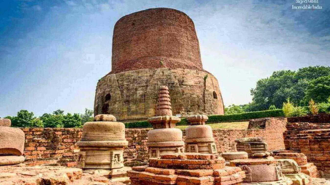 जल्द बदलने वाली है बौद्ध स्थली सारनाथ की तस्वीर
