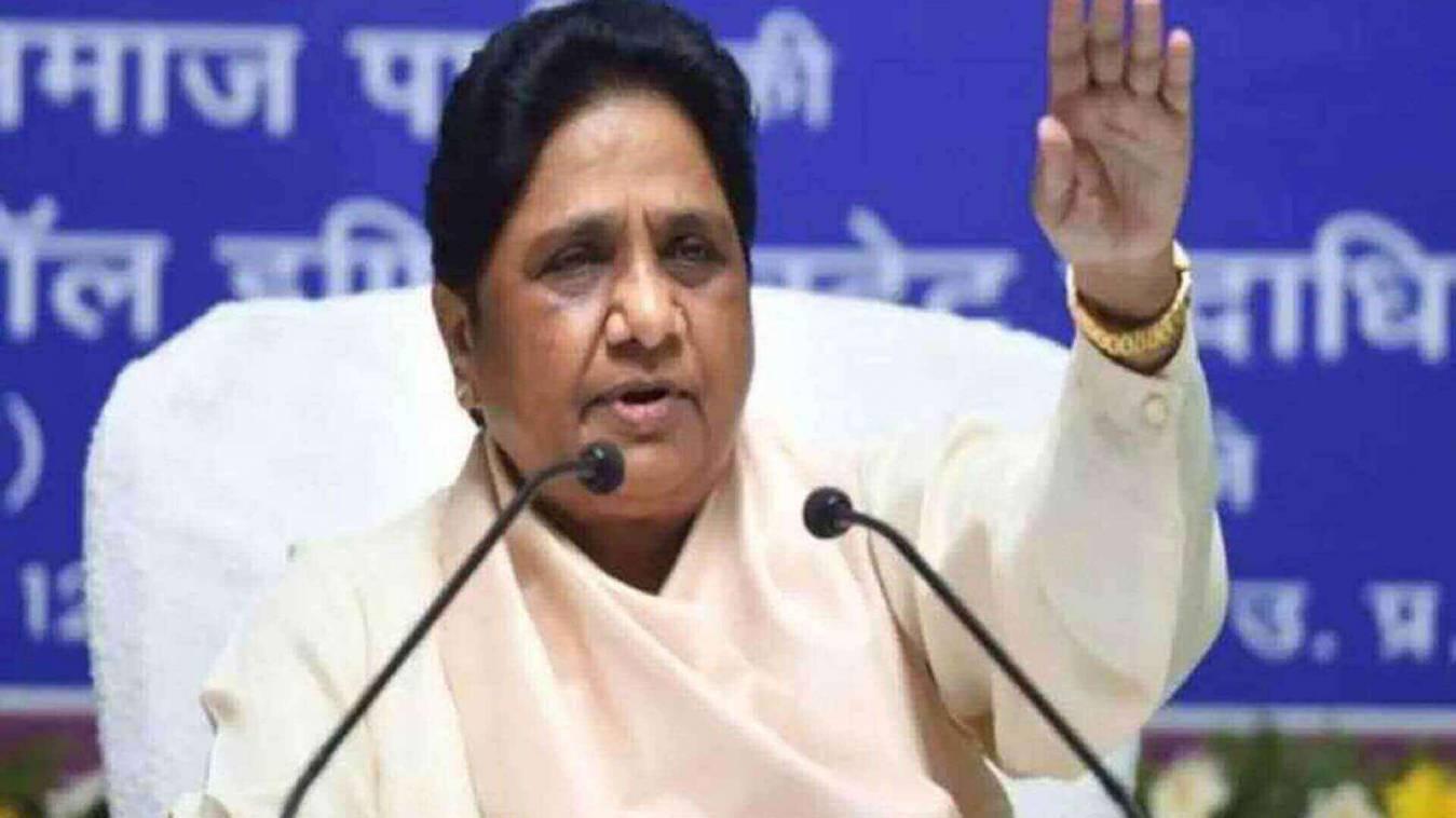 मायावती ने की ओबीसी की अलग जनगणना कराने की मांग