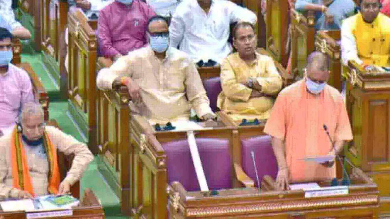 सीएम  ने कसा विपक्षों पर तंज, कहा सपा को मुस्लिम वोट चाहिए तो परहेज क्यों
