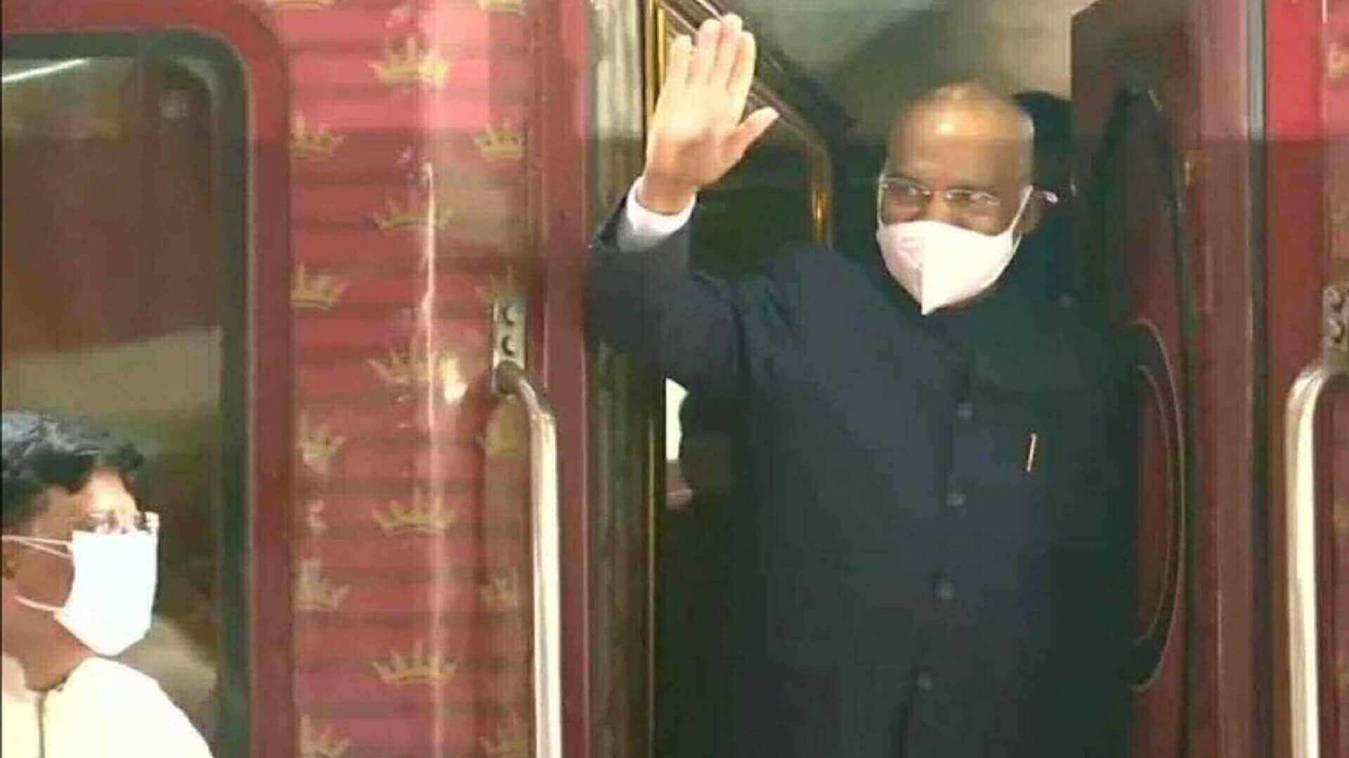 चार दिवसीय दौरे पर यूपी आएंगे राष्ट्रपति कोविंद, छात्रावास का करेंगे शिलान्यास