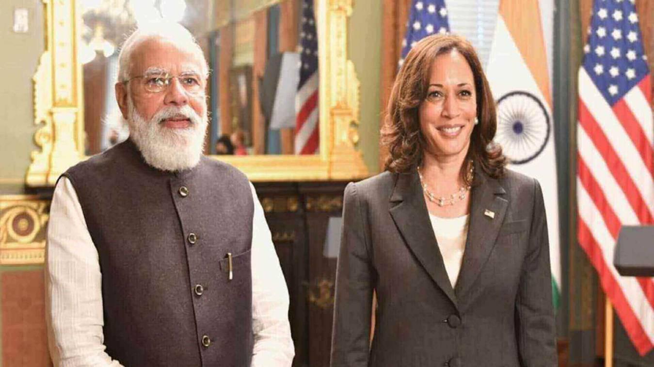 पीएम मोदी ने दुनिया के शीर्ष ने नेताओं सहित कमल हैरिस को दिया उपहार