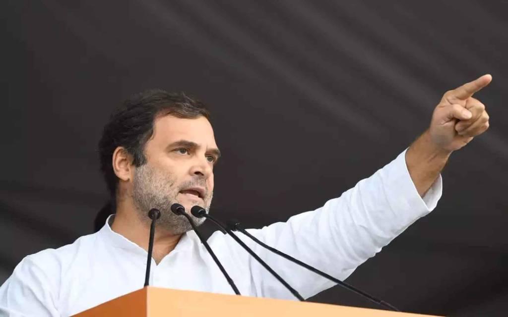 गुवाहाटी में पीएम मोदी पर बरसे राहुल गांधी, कहा-असम को RSS की चड्डी वाले नहीं चलाएंगे