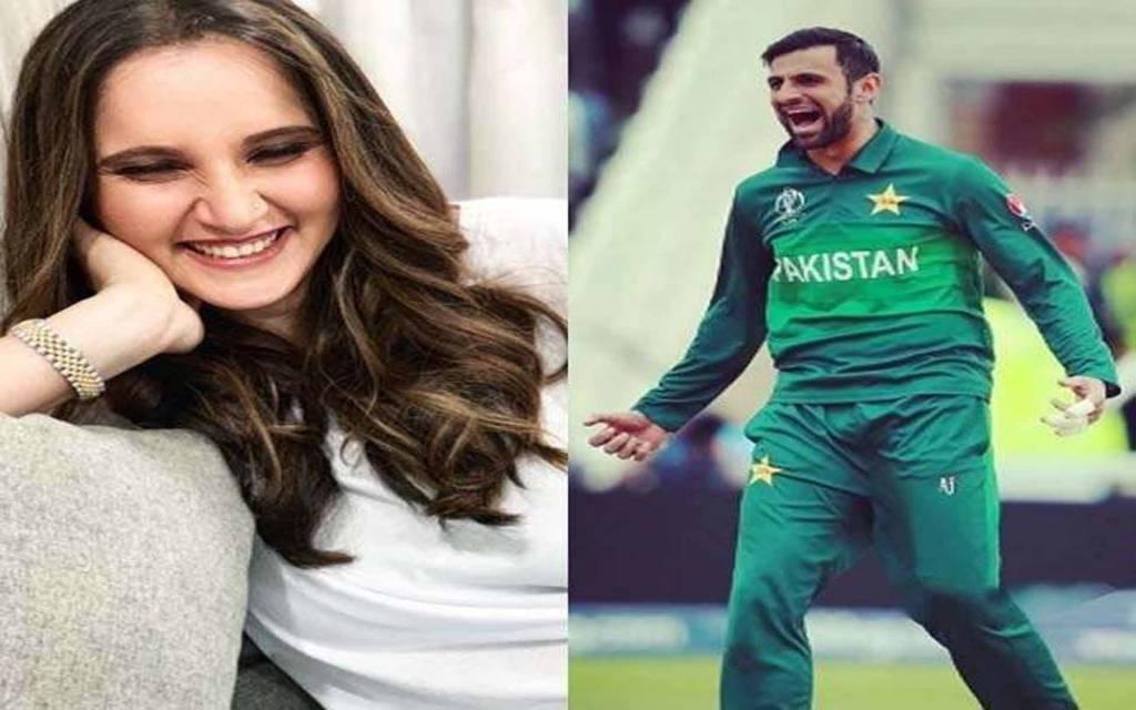 दूरियां होंगी खत्म, सानिया मिर्जा से मिलने भारत आएंगे पाक क्रिकेटर शोएब मलिक