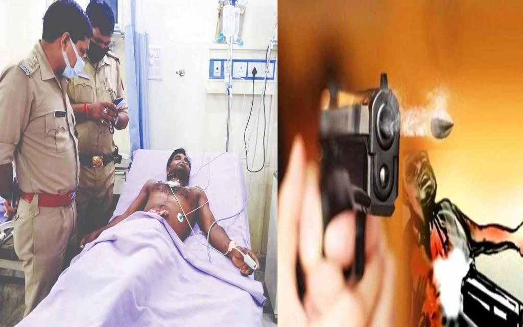 वाराणसी: खेत में शौच करने गया था पकौड़ी, लेकिनमनबढ़ो ने मार दीगोली