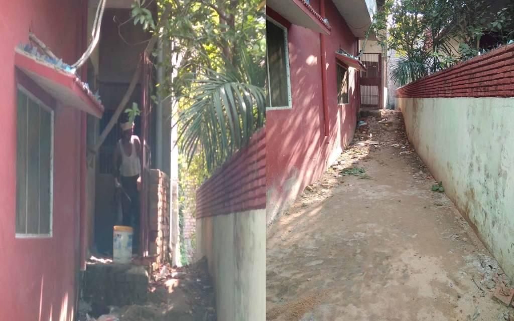 वाराणसी: नंबर की जमीन पर किसी और को कब्जा कराने की फिराक में लगे हैं ग्राम प्रधानपति