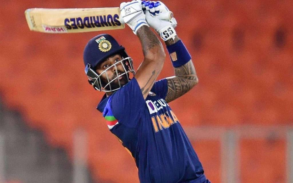 इंग्लैंड के खिलाफ टी-20 सीरीज़ में गाज़ीपुर के सूर्यकुमार यादव मिला मौका
