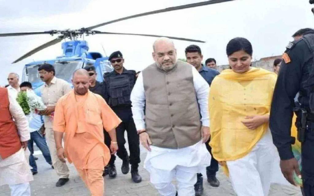 गृहमंत्री अमित शाह दो घंटे रहेंगे वाराणसी में, विश्वनाथ मंदिर तक व्यवस्थाएं चाक-चौबंद