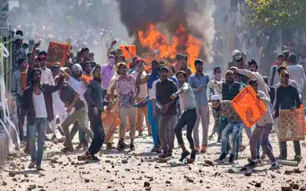आवेश में नहीं, प्लान थे दिल्ली के दंगे